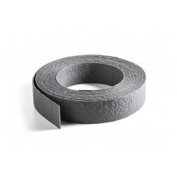 Bordure droite Ecoflex noir