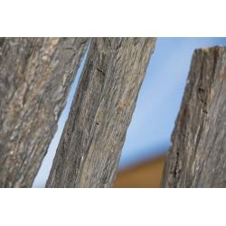 Gravier de marbre concassé Montblanc 10/120 mm
