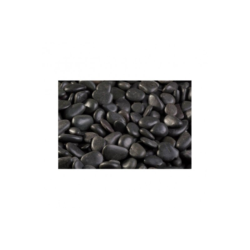 GALETS BLACK PEARL 10/30mm SAC 25KG